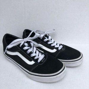 Vans Old Skool Black Sneakers Casual Suede Shoes